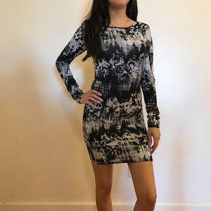Dresses & Skirts - Shades of Grey Mini Dress